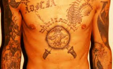 Mexican Tattoo Designs: Aztecs tattoo designs were used by the people who