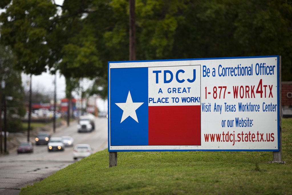 TDCJ GUARDS IN THE NEWS