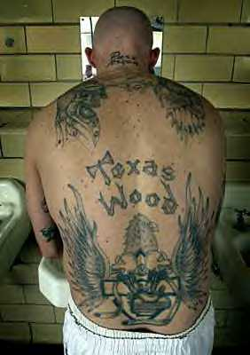 Symbols and tatoos for Mexican prison tattoos